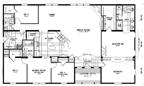clayton homes new floor plans clayton homes floor plans clayton yes series mobile homes