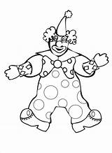 Clown Coloring Pages Face Scary Clowns Evil Drawing Colour Worksheets Happy Circus Sheets Printable Colorings Getdrawings Drawings Halloween Kkk Getcoloringpages sketch template