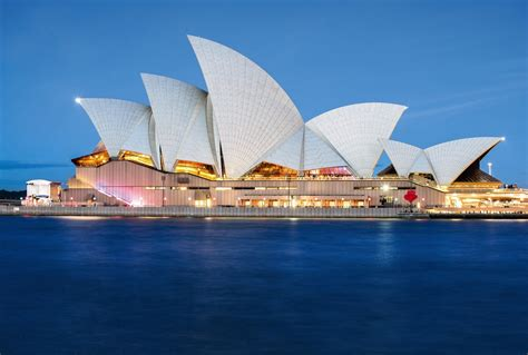 papier peint trompe l oeil pour chambre opera sydney papier peint panoramique monument sydney
