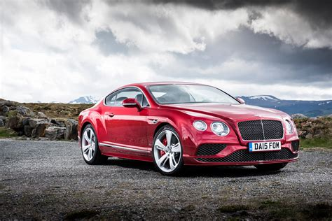 bentley continental gt review 2015 first