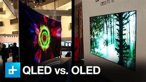Tv Qled Samsung Samsung Qled Vs Lg Oled Flagship Tv Shootout