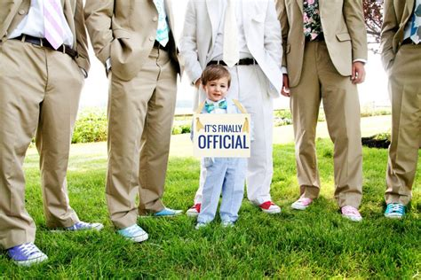 signs for the ring bearer to carry emmaline wedding blog