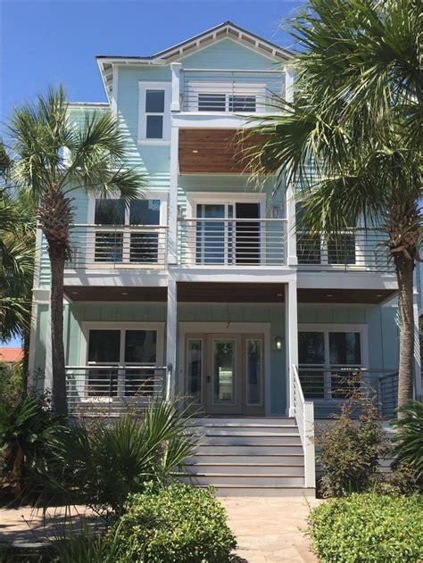 beautiful rental home  destin fl  color  sherwin