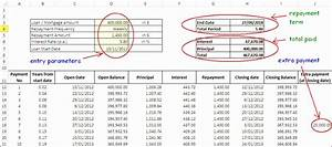 Excel Client Tracking Template 6 Mortgage Amortization Excel Template Excel Templates