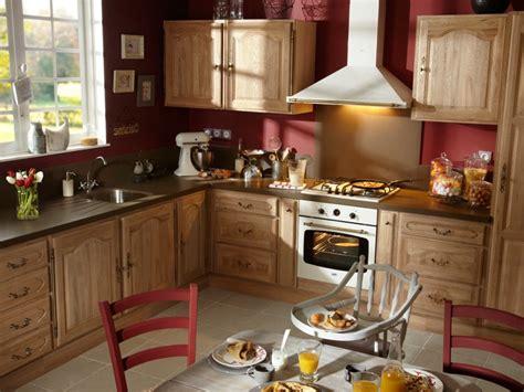 cuisine chene brut façade cuisine chêne brut cuisine idées de décoration