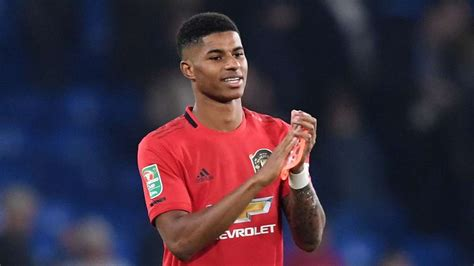 Check this player last stats: Marcus Rashford Forces Government U-Turn With Free School Meals Campaign | Complex