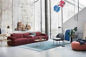Gemütliche Wohnzimmer Farben : klare linien und coole farben machen das moderne wohnzimmer aus ~ Markanthonyermac.com Haus und Dekorationen