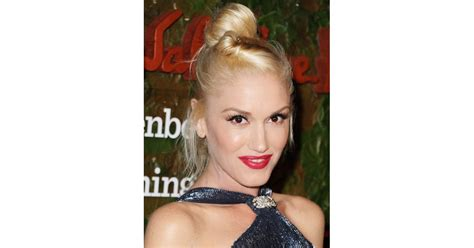 I Am Traditional Gwen Stefani by Never One To Stick To A Traditional Hairstyle Gwen