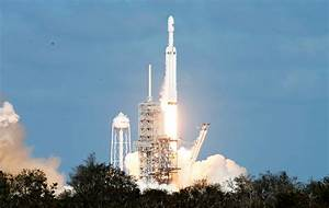 SpaceX Successfully Launches the Falcon Heavy—And Elon ...