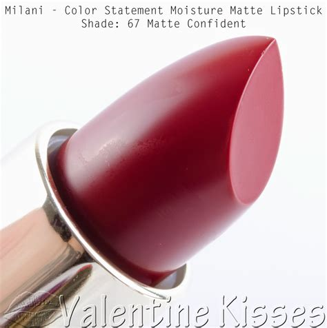 valentine kisses milani color statement moisture matte