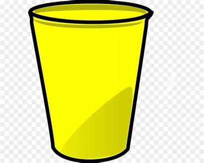 Clipart Cup Becher Vaso Clip Plastic Tumbler