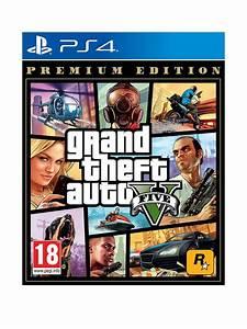 GRAND THIEF AUTO V GTA 5: PREMIUM EDITION- PS4 BRAND NEW GAME - PS4 GamingStore