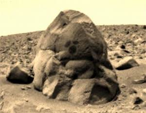 67 Not Out: 976 And The Strange Symbols On Planet Mars Rocks