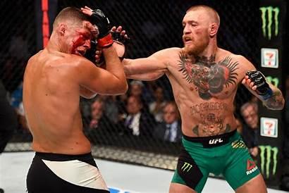 Mcgregor Diaz Conor Ufc Fight Vs Nate