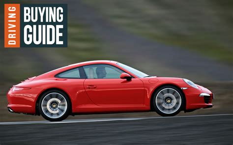 Buying Guide Porsche 911 (991) And 911 (993) Sports Cars