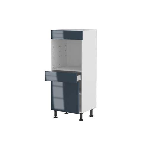 meuble de cuisine pour four meuble cuisine demi colonne four 60 140 asti achat