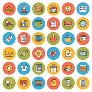Diagram Icons Free