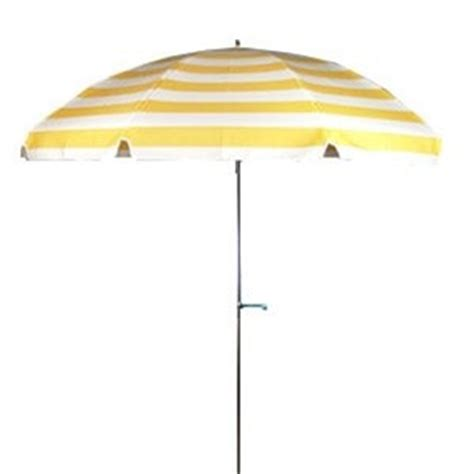 7 5 crank tilt patio umbrella sunbrella yellow white