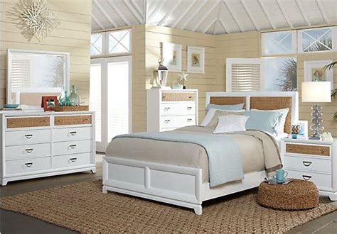 Coastal Bedroom Furniture Sets by Shop For A Coastal View 5 Pc Bedroom At Rooms To Go