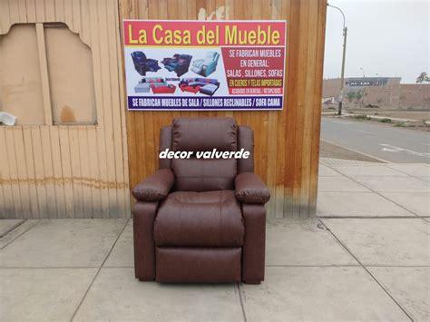 ultra cuero sillones reclinables en tapiz ultra cuero s 449 00 en