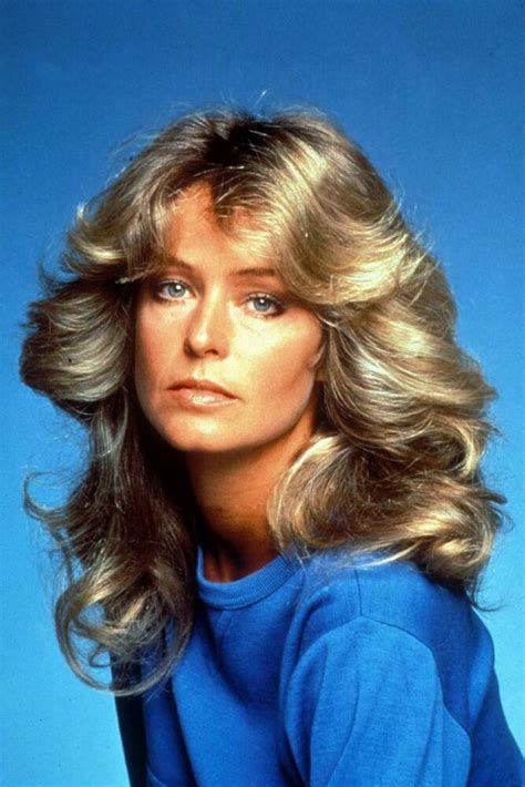 farrah fawcett charlies angel young close  glossy