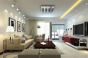 17, Wonderful, Examples, Of, Living, Room, Lighting