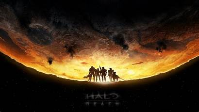 4k Halo Reach Space Computer Beautifully Shape