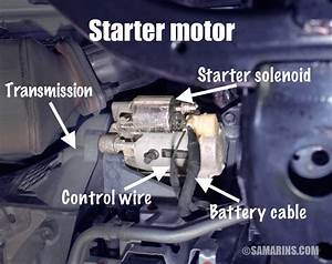 Starter Motor  Starting System  How It Works  Problems