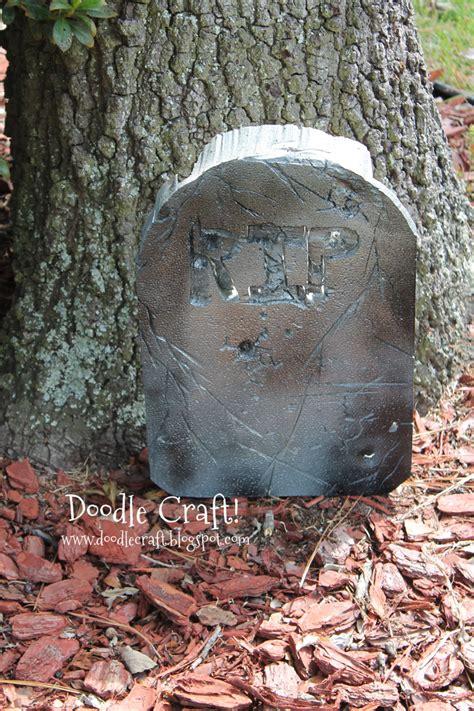 gravestones  garbage