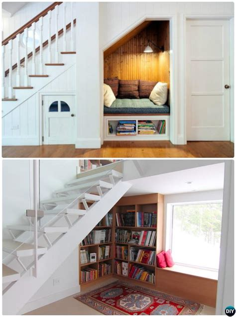 build  ideas   space  stairs