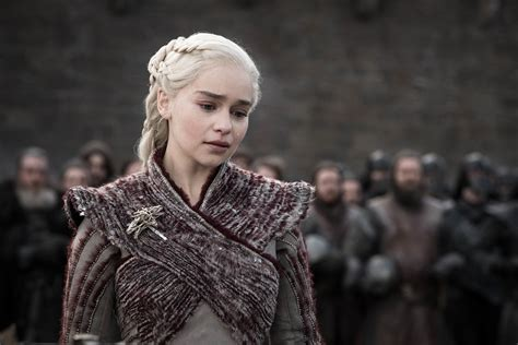 Emilia Clarke Shares Message Before 'game Of Thrones