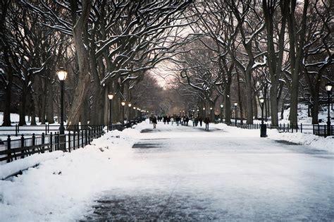 Winter Wallpaper Laptop by Winter In New York City Wallpaper Wallpaper Wide Hd