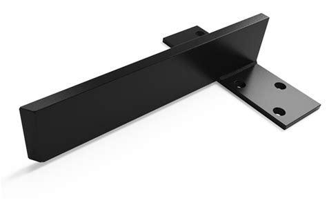 countertop support bracket for floating granite floating
