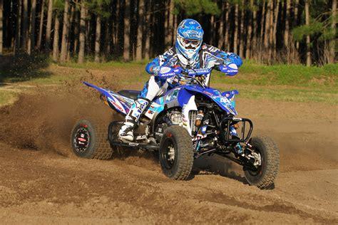 atv motocross 2012 yamaha grows participation at ama atv motocross