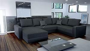 Garnitur U Form : couch garnitur ecksofa sofagarnitur sofa sty 3 u wohnlandschaft schlaffunktion ~ Indierocktalk.com Haus und Dekorationen