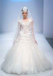 dress fairytale wedding dress with the veil 2053980 With fairytale wedding dress