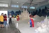 一見雙雕藝術季登場 沙雕結合3D彩繪吸睛 - 中時電子報
