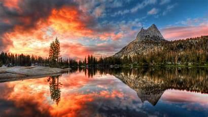 Places Camp North Carolina States United Sunset