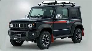 Suzuki Jimny Recebe Personaliza U00e7 U00f5es Revivalistas