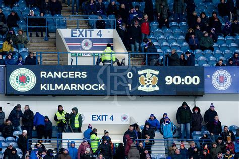 gallery rangers  kilmarnock rangers football club