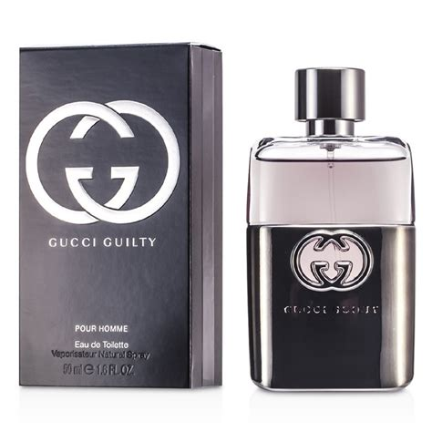 guilty pour homme edt spray by gucci mr fresh
