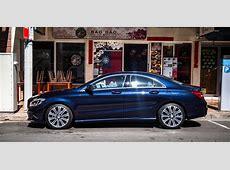 2017 MercedesBenz CLA200 review photos CarAdvice