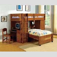 25 Bunk Beds With Desks (made Me Rethink Bunk Bed Design