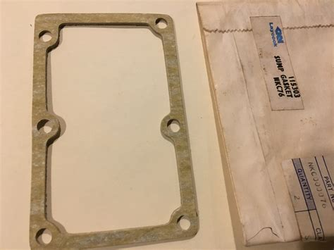 Laycock J Type Overdrive Sump Gasket Nkc76 Triumph