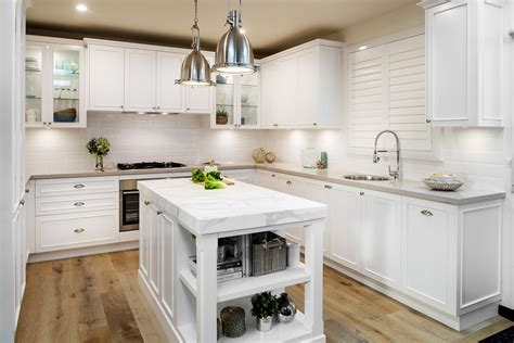 Hampton Style Kitchen Designs in Melbourne & Sydney, Australia