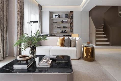 牧笛新作 万科 翡翠东第 南通别墅 in 2020 Home Furniture Home decor