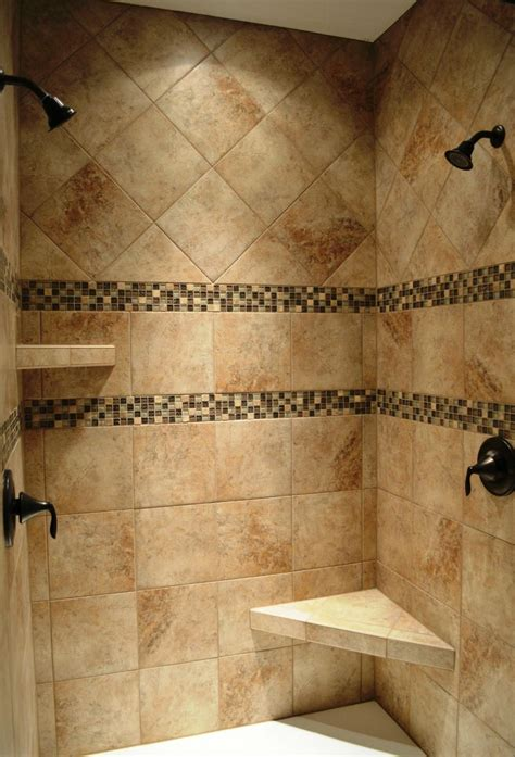 Ceramic Tile Bathroom Showers by 62 Best Images About Bath Fixtures On Bronze
