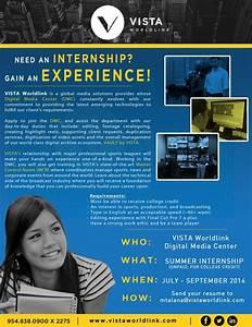 Digital Media Center Internship