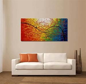 Living, Room, Wall, Art, Modern, Art, Original, Artwork, Abstract, Oil, Paint, U2013, Art, Painting, Canvas