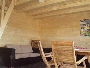 Chalet En Bois Habitable Livré Monté : chalets habitables en bois en kit sans permis de ~ Dailycaller-alerts.com Idées de Décoration